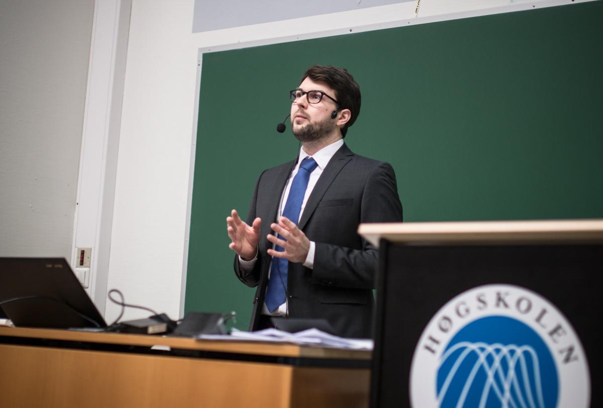 Martin Aastrup Olsen, PhD Defense